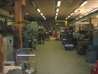 Long View of part of the machine shop